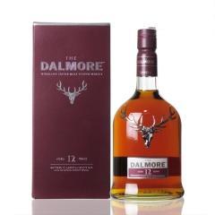 40°达尔摩12年单一麦芽威士忌700ml