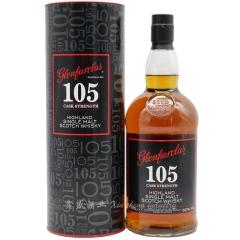 60°格兰花格105单一麦芽威士忌1000ml