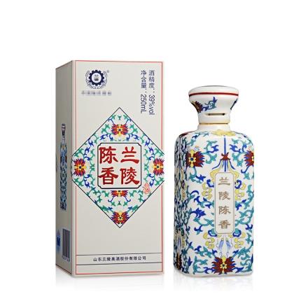 【清仓】39°兰陵瓷瓶陈香250ml