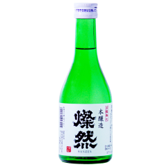 15.5°日本燦然 本酿造清酒 300ml