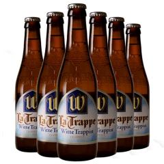 荷兰进口 修道院康文教堂白啤酒 330ml*6