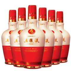 52°五粮液1618(500ml )(6瓶装)