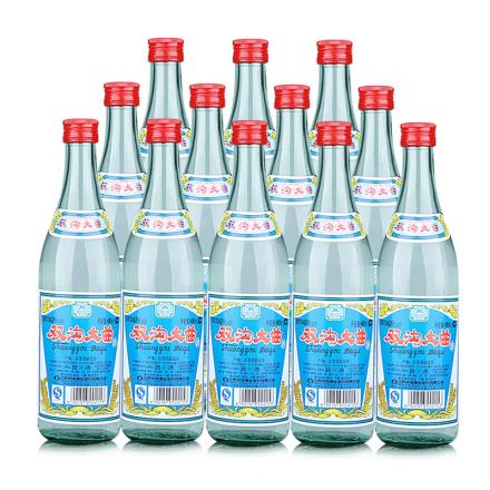 42°双沟大曲蓝485ml(12瓶装)