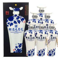 52°赊店元青花500ml(6瓶装)