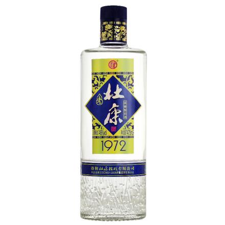 46°老杜康酒1972白酒475ml