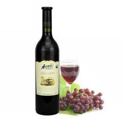 香格里拉高原赤霞珠干红酒葡萄酒750ml