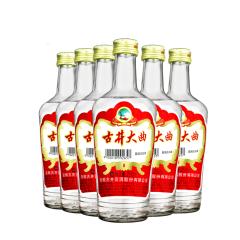 45°古井大曲250ml(6瓶装)
