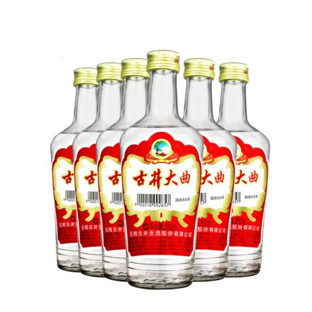 【酒仙自营】45°古井贡古井大曲250ml(6瓶装)
