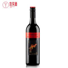 黄尾袋鼠加本力苏维翁/赤霞珠红葡萄酒750ml