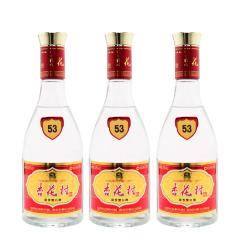 53° 杏花村汾酒特制杏花村475ml(3瓶装)