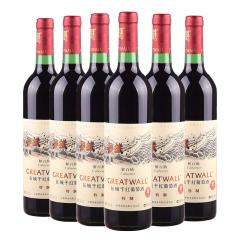 中粮长城特制解百纳干红葡萄酒750ml(6瓶装)