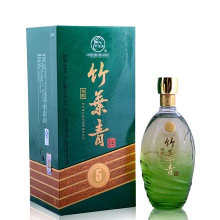 38°杏花村汾酒特酿竹叶青酒500ml