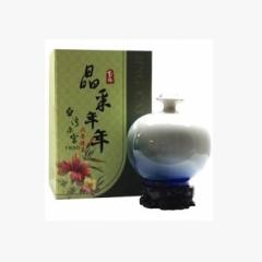 【京东配送】52°玉山高粱酒原窖六年陳高禮盒1500ml