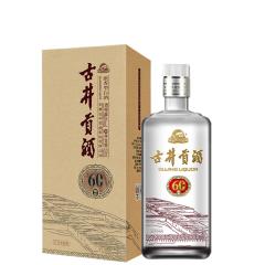 【酒厂直营,顺丰包邮】古井贡酒 60窖龄 50度500ml*1瓶 浓香型