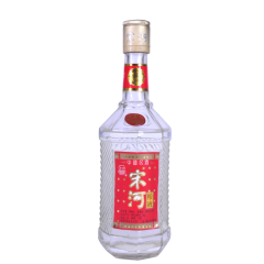 【老酒特卖】38°宋河粮液 1996年 500ml