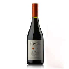 智利进口 柯莱窖藏西拉干红葡萄酒 750ml