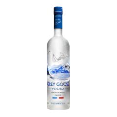 进口 洋酒  法国40度灰雁原味伏特加  750ml