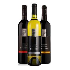 澳大利亚进口红酒 黄尾袋鼠珍藏西拉霞多丽加本力苏维翁红葡萄酒