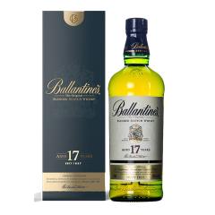 原装进口洋酒 百龄坛17年苏格兰威士忌700ML