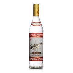 拉脱维亚原装进口 40度苏连红伏特加750ml原装进口洋酒