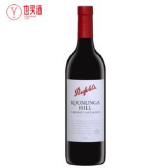 奔富寇兰山赤霞珠干红葡萄酒  750ml