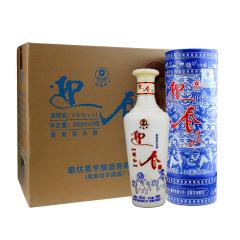45°迎春酱香型白酒祥和圆桶480ml(6瓶装)