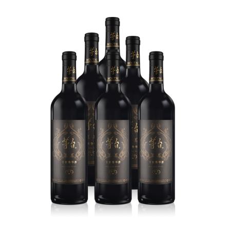【超级秒杀日】茅台干红葡萄酒(黑标)(6瓶装)