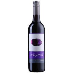 澳大利亚天使鱼珊瑚系列西拉红葡萄酒750ml