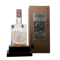 48°水井坊典藏500ml(2010年)