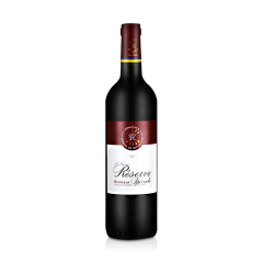法国红酒法国拉菲珍藏波尔多法定产区红葡萄酒(ASC正品行货)