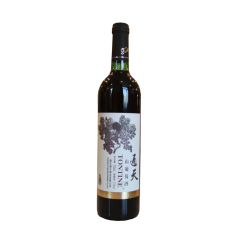 7.5°通天山葡萄酒优选甜红酒750ml