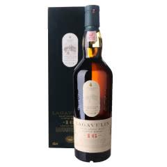 43°英国乐加维林16年艾莱岛单一麦芽苏格兰威士忌700ml
