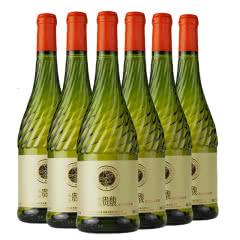 张裕贵馥晚采甜白葡萄酒750ml(6瓶装)