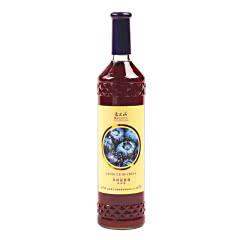4°雪兰山柔顺蓝莓酒750ml