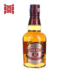 芝华士12年苏格兰威士忌350ml