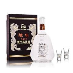 【京东配送】56°台湾金门高粱酒陈高600ml