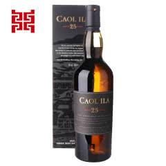 43°英国卡尔里拉25年陈酿艾莱岛单一麦芽苏格兰威士忌