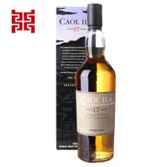 55.9°英国卡尔里拉17年艾莱岛单一麦芽苏格兰威士忌