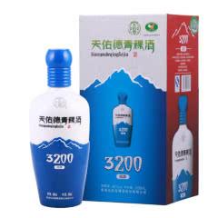 46°天佑德青稞酒青海互助海拔3200清香型白酒500ml