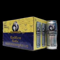拜仁巴赫白啤酒650ml(12瓶装)