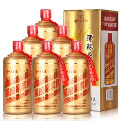 52°贵州茅台镇 利波 陈酿原浆酒 30珍藏 500ml(6瓶装)