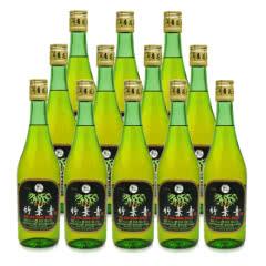 45° 杏花村汾酒 竹叶青475ml(12瓶装)