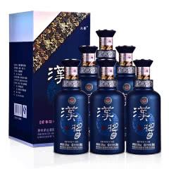 51°茅台汉酱铂金蓝500ml(6瓶装)