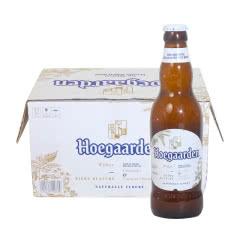 比利时福佳白啤酒330ml(国产)(24瓶装)