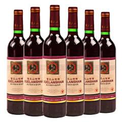 4°雪兰山吉祥葡萄酒750ml(6瓶装)
