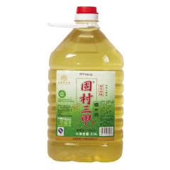 【手工米酒】12°固村三甲糯米酒(半甜黄酒二级)佳品2500ml