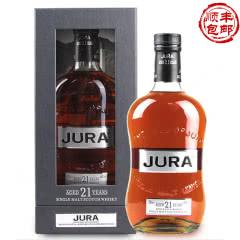 44°英国朱拉小岛21年单一麦芽威士忌700ml
