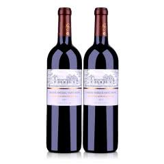 法国圣安德烈堡干红葡萄酒750ml(双瓶装)