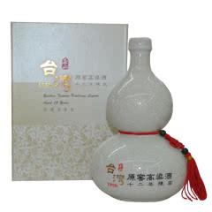 【京东配送】52°台湾玉山高粱酒12年窖藏500ml