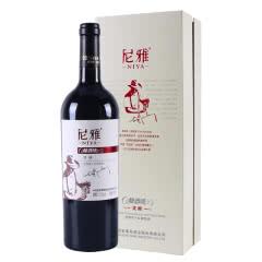 【礼品礼盒装】尼雅优酿赤霞珠干红葡萄酒750ml